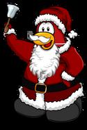 Rojo penguin