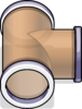 T-joint Puffle Tube sprite 075