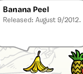 BananaPeelPinStampBook