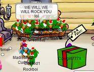 Christmas Party 2005 Ski Lodge