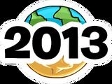 2013 CFC donation pin