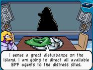 Great disturbance