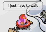 L8tr Skater: Solo tengo que esperar