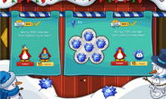 Merry Walrus Party interface completed page 2