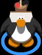 Migrator Mascot Head In Game