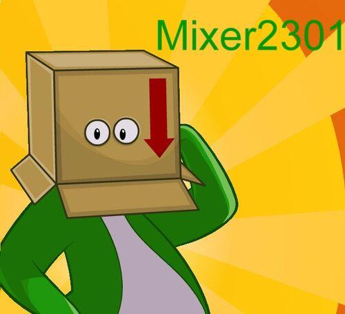 Mixer2301 icon!