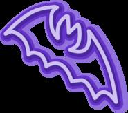 Neon Bat sprite 003