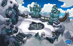 Snow Dojo Room
