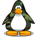 Camoflag Penguin fanart