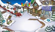 Centro de Esquí Fiesta de Puffles 2015