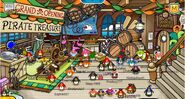 Club Penguin Pirate Ship; Festival