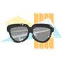 Decal Sunglasses icon
