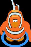 Nemo Costume in-game