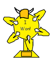 Squishy Viking Award
