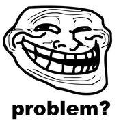 Troll-face-problem