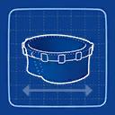 Blueprint Summer Shorts icon