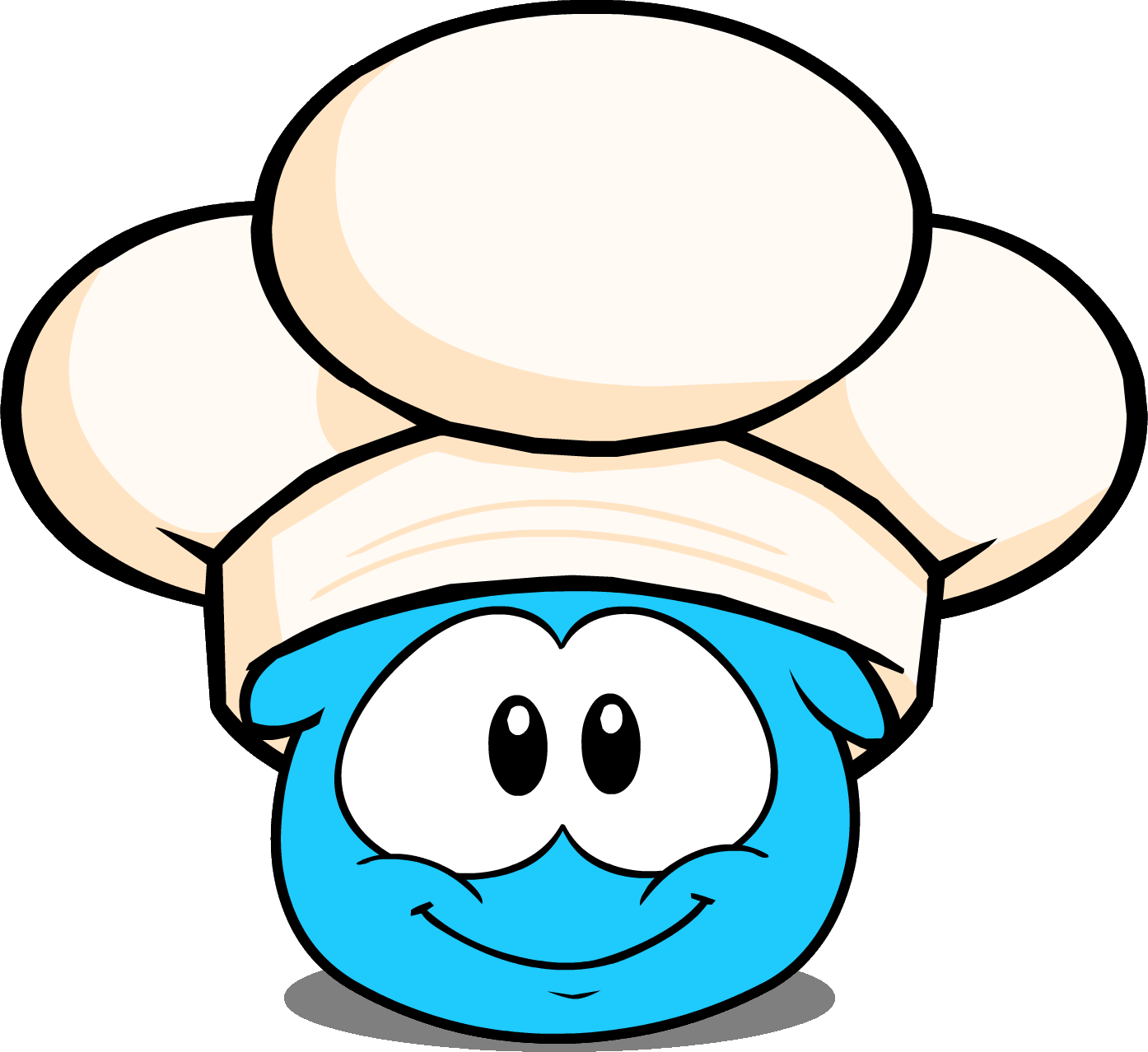 how to get a chef hat in club penguin