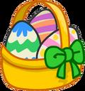 Easter Basket Pin icon NOBORDER