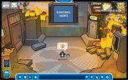 Estacion Pingui Fonica destruida