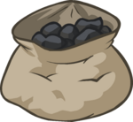 Bolsa de Carbón icono