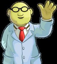 Dr. Bunsen Honedew