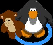 Peluche de Mono sprites