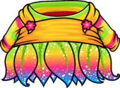 Technicolor Fairy Dress icon