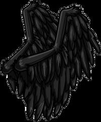 Alas de Cuervo icono