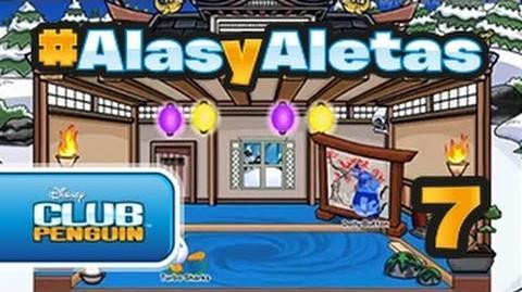 Alasyaletas - Episodio 7 Club Penguin oficial