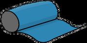 Césped Azul icono