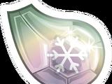 Snow Gem Pin