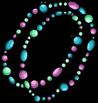 Collar Doble de Perlas icono