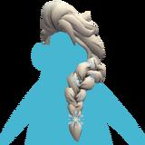 Elsa Hair icon