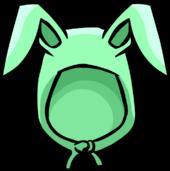 GreenBunnyEars