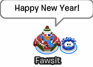 Happy New Year from Fawsit