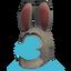 Judy Hopps Head icon
