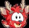 Puffle Ciervo Rojo