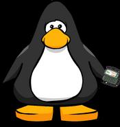 Slider Cell Player Card (2014)