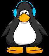 Blue Earmuffs Playercard