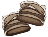 Brown Furry Boots clothing icon ID 6151