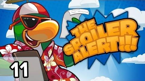 Club Penguin THE SPOILER ALERT! Ep. 11