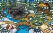Fiesta de puffles 2015 bosque