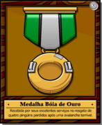 Mission 4 Medal full award pt