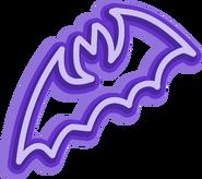 Neon Bat sprite 001