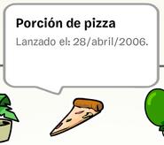 Pin de Porción de Pizza