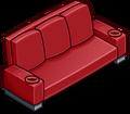 Red Designer Couch sprite 029