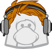 Redhead Headphones clothing icon ID 1759