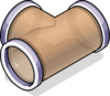 T-joint Puffle Tube sprite 045