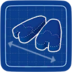 Blueprint Alien Feet icon