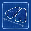 Blueprint Alien Feet icon